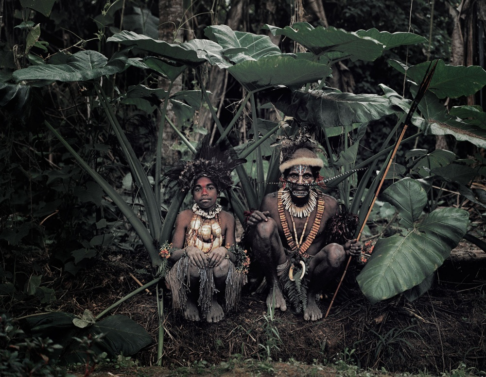 Мальчики племени калам снетерпением ждут взросления— вовремя инициации импрокалывают нос, иони