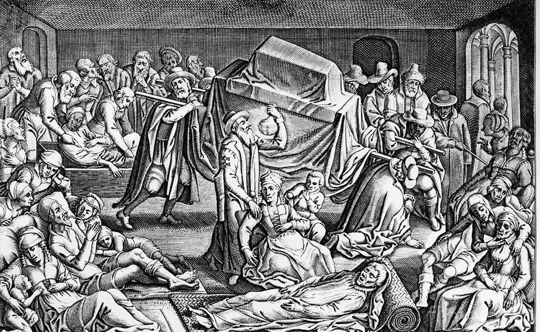 Да, эта ужасная болезнь косила человечество еще в средние века — но это не значит, что можно не опас