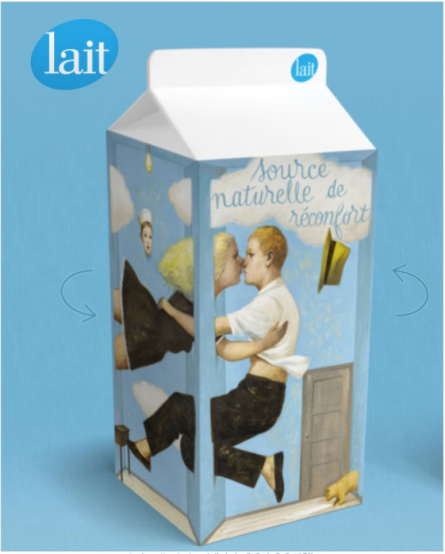 19. Молоко Le Lait