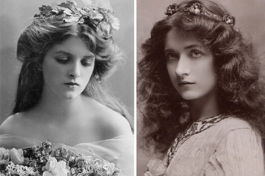 15 самых красивых женщин 1900-х годов эпохи короля Эдуарда