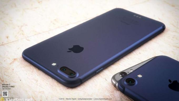 Названа дата презентации нового iPhone 7