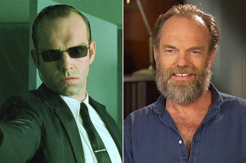Актеры тогда и сейчас