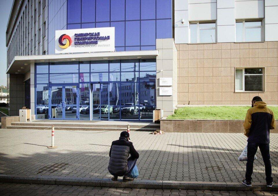Перфоманс «Рак легких» в Красноярске