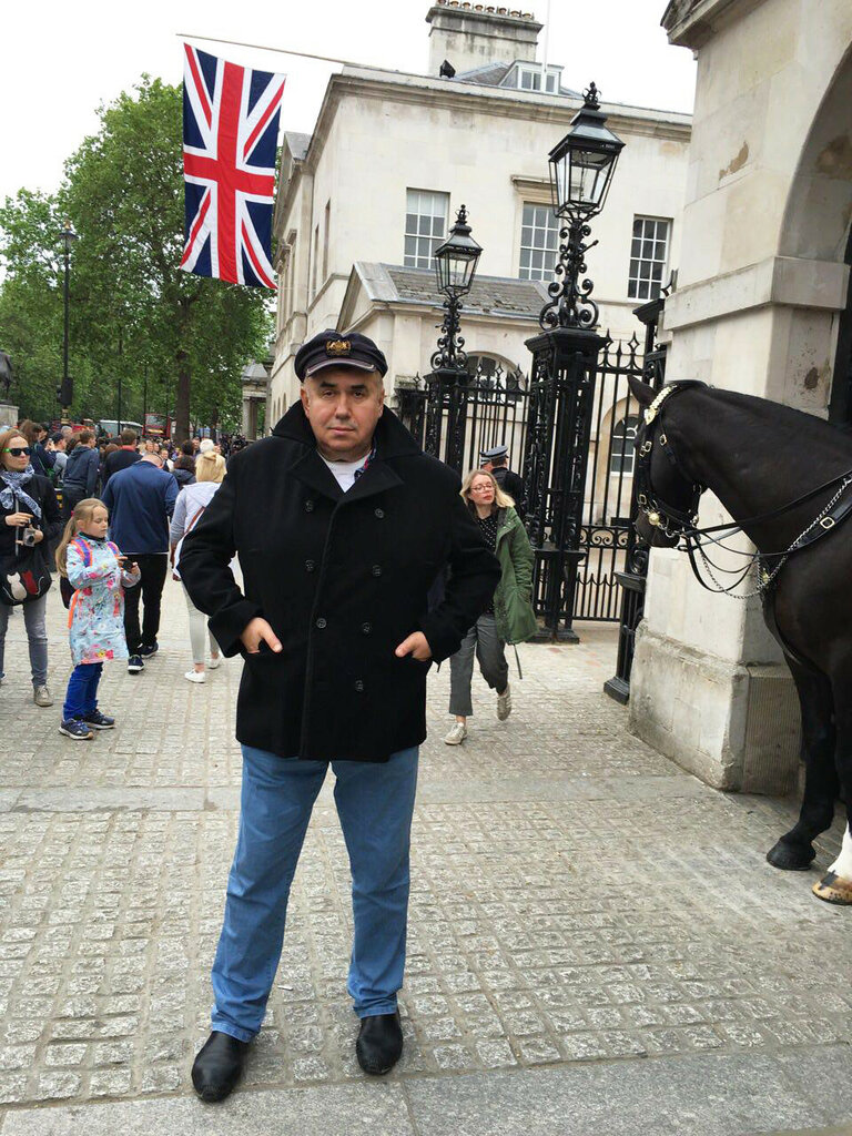 Лондон, 03.06.2016