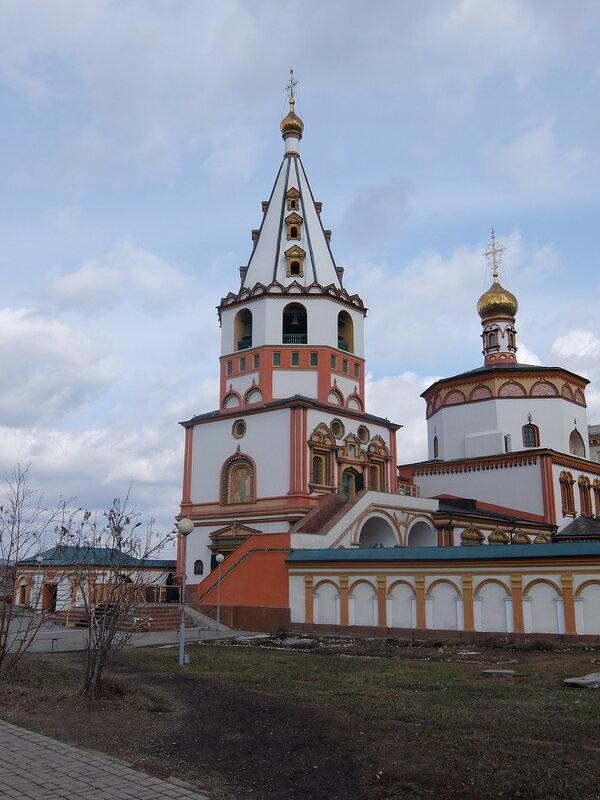 Иркутск - Богоявленский собор