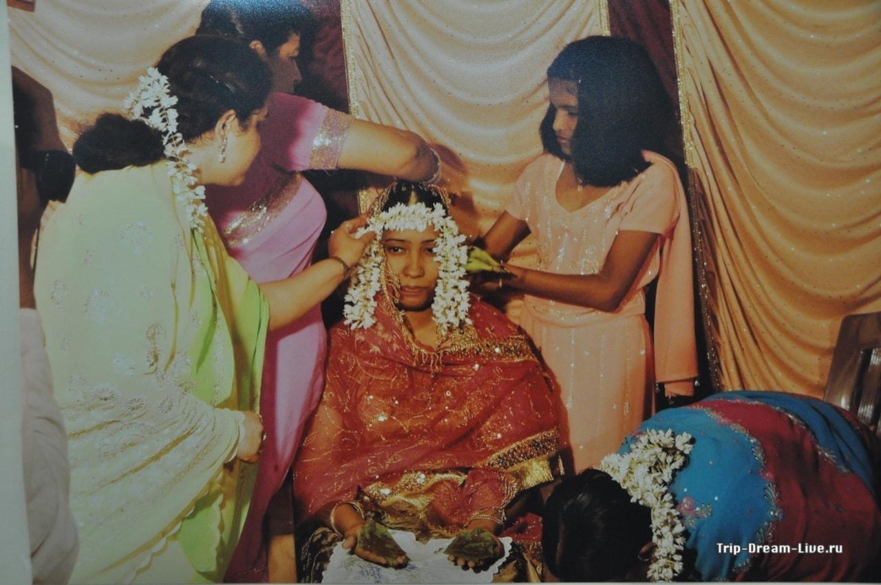 Фото индийской свадьбы из Музея штата Гоа