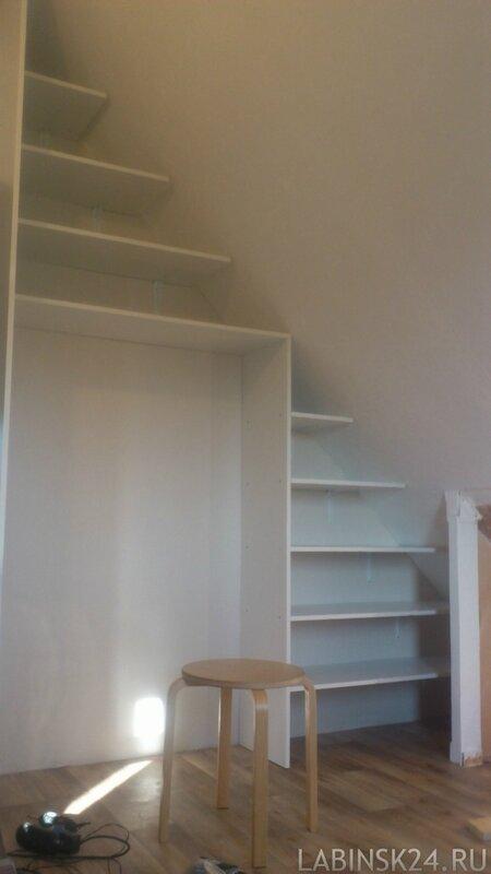 Шкаф для гардеробной своими руками