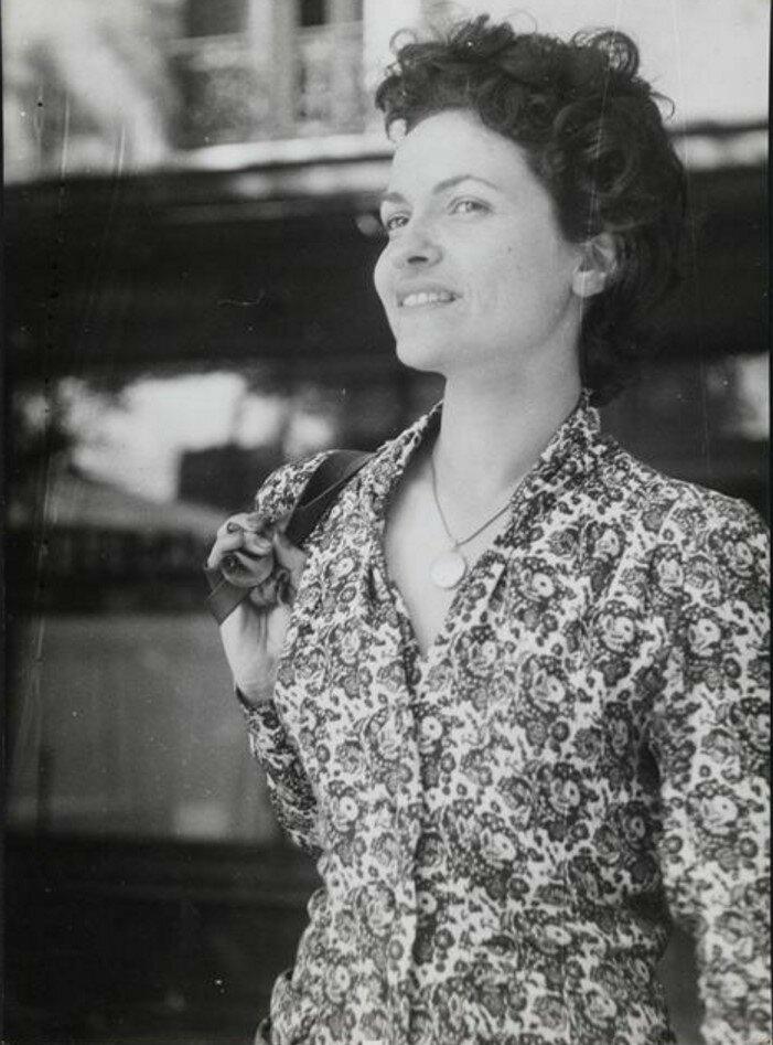 1945. Жильберта Брассай