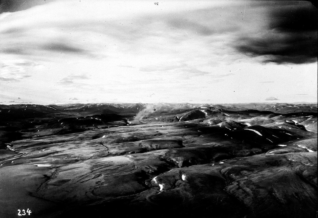 1931. Таймыр. Ледниковый ландшафт