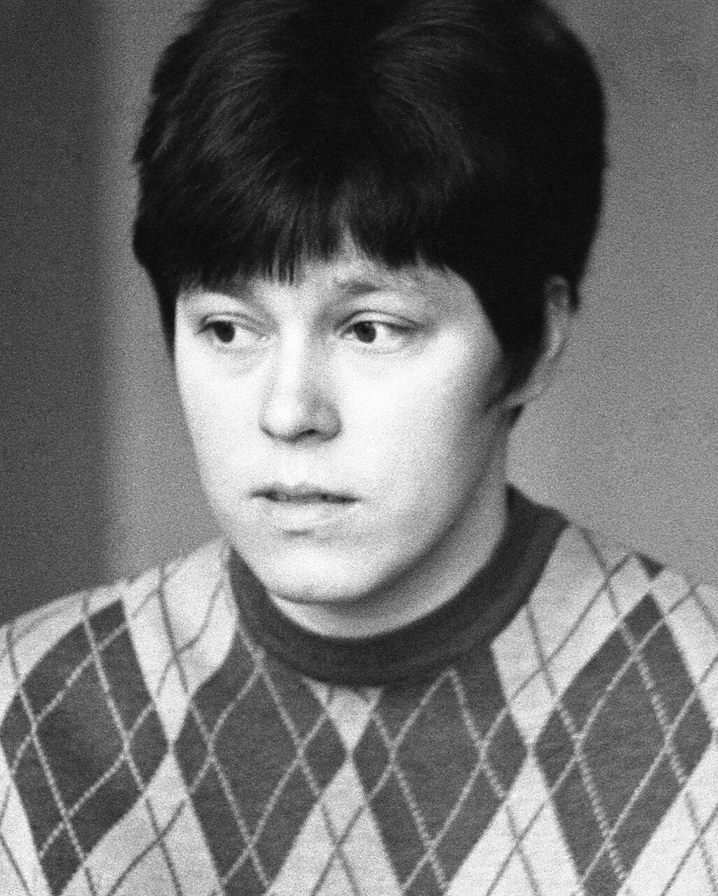 18. Галя Горовенко