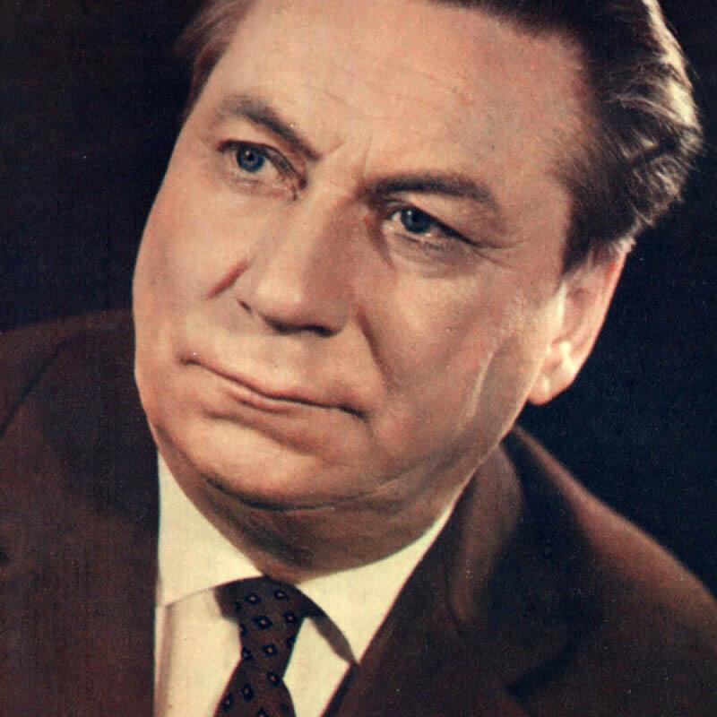 Василий Меркурьев актер