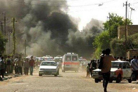Взрыв в Багдаде: число жертв возросло до 44 человек