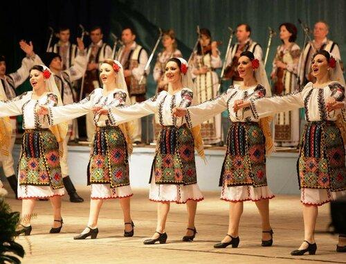 В Бельцах 26 июня пройдет День народного костюма
