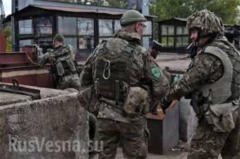 Боевики выпустили 75 снарядов на мариупольском направлении. В Рыбинском враг бил из 152-мм артиллерии, - пресс-центр АТО