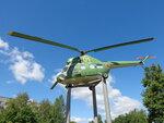 Вертолёт Ми-2, г.Вязники, Владимирская область