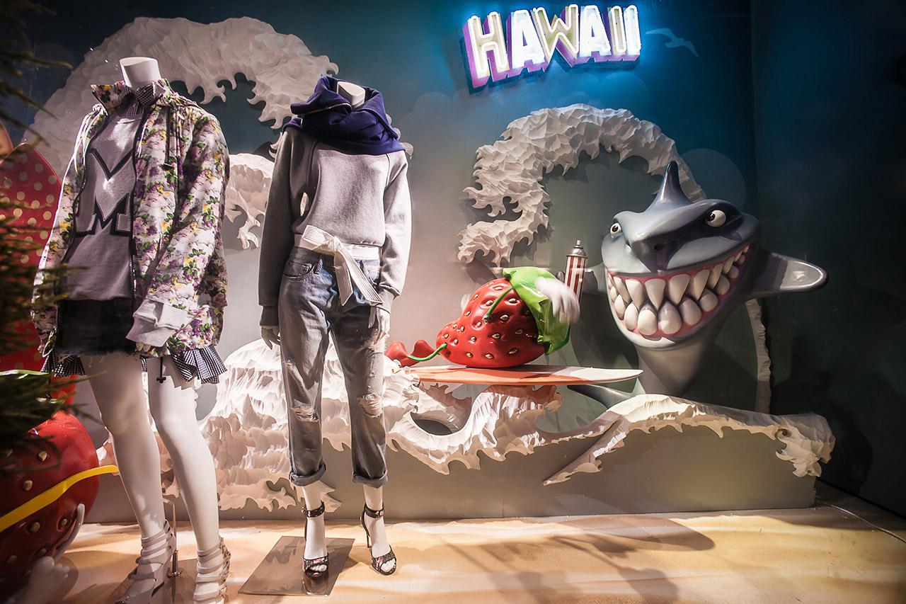 съемка витрин бутиков http://color-foto.com