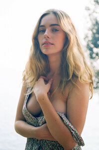 Anthea Page by Chris Wilson for C-Heads