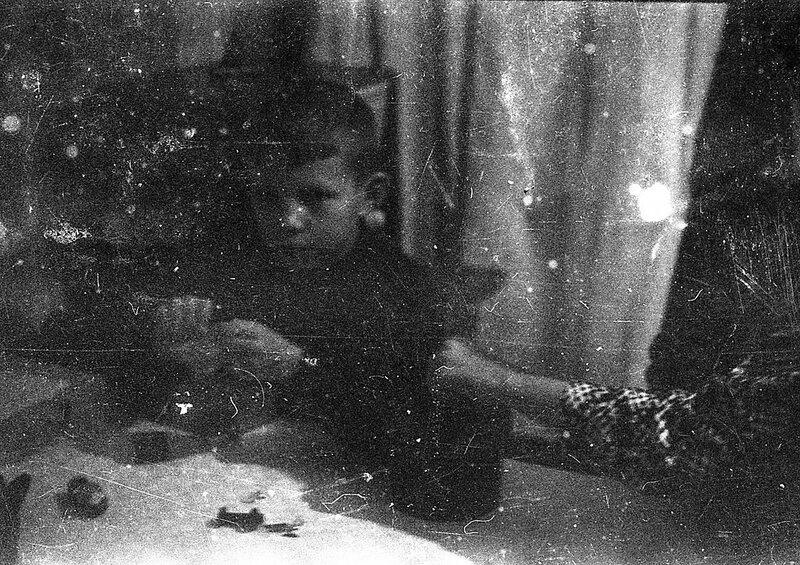 Мальчик. 1972 год.