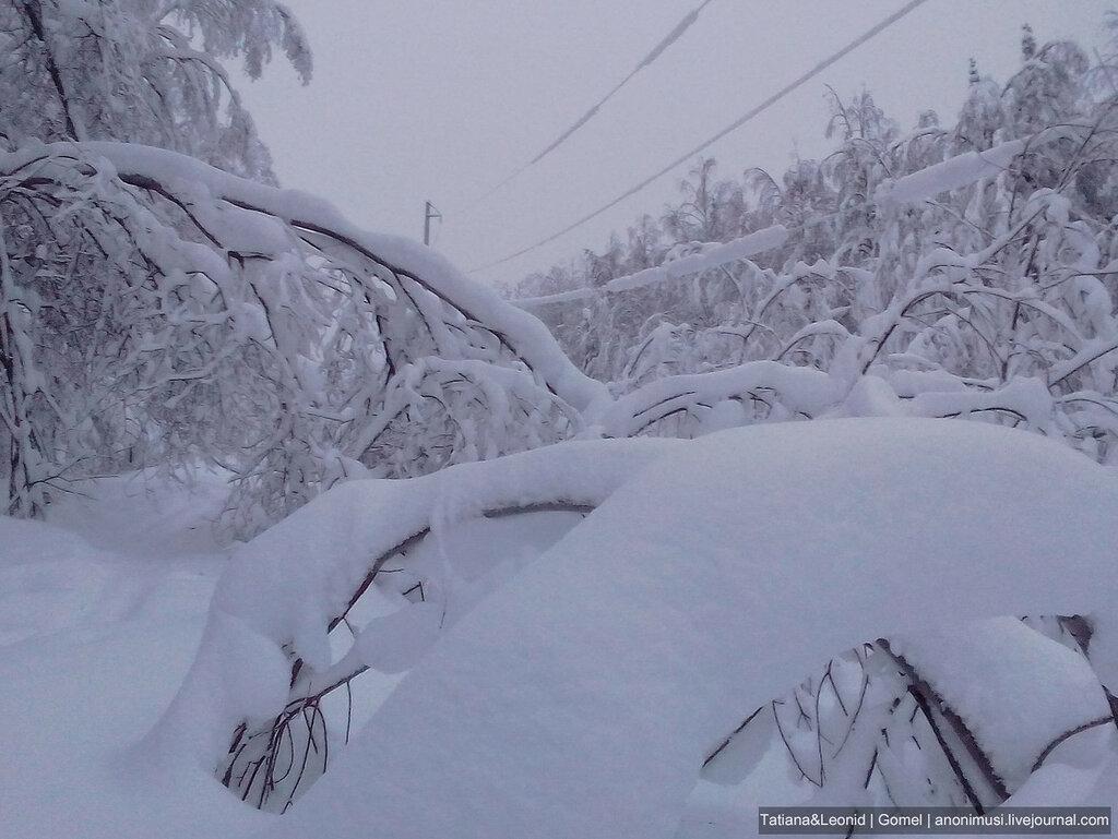 Зима на Урале