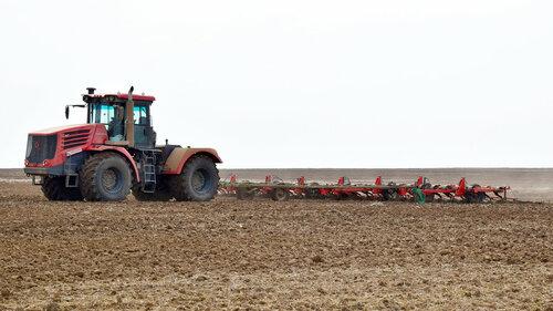 Фото тракторов