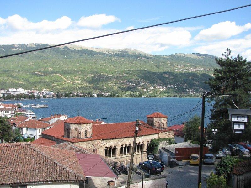 Охрид. Еще город