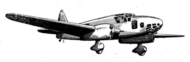 Силуэты итальянских самолетов (1939) 044