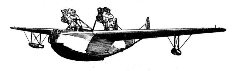 Силуэты итальянских самолетов (1939) 058