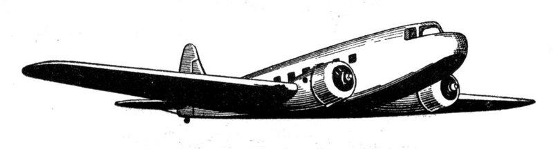 Силуэты итальянских самолетов (1939) 072