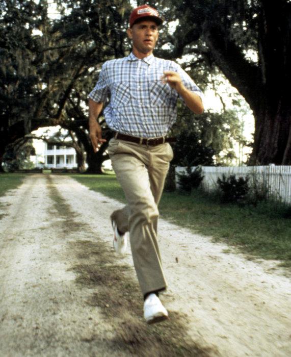 5. Сыграв роль Форреста Гампа в одноименном фильме, Том Хэнкс заработал 70 миллионов долларов.