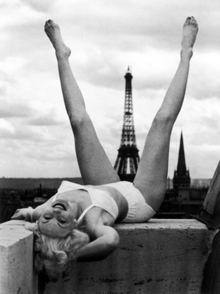 Бетти Бьюрстром — шведская модель и актриса. Эта фотография, сделанная в 1947 году Кристером Стромхо