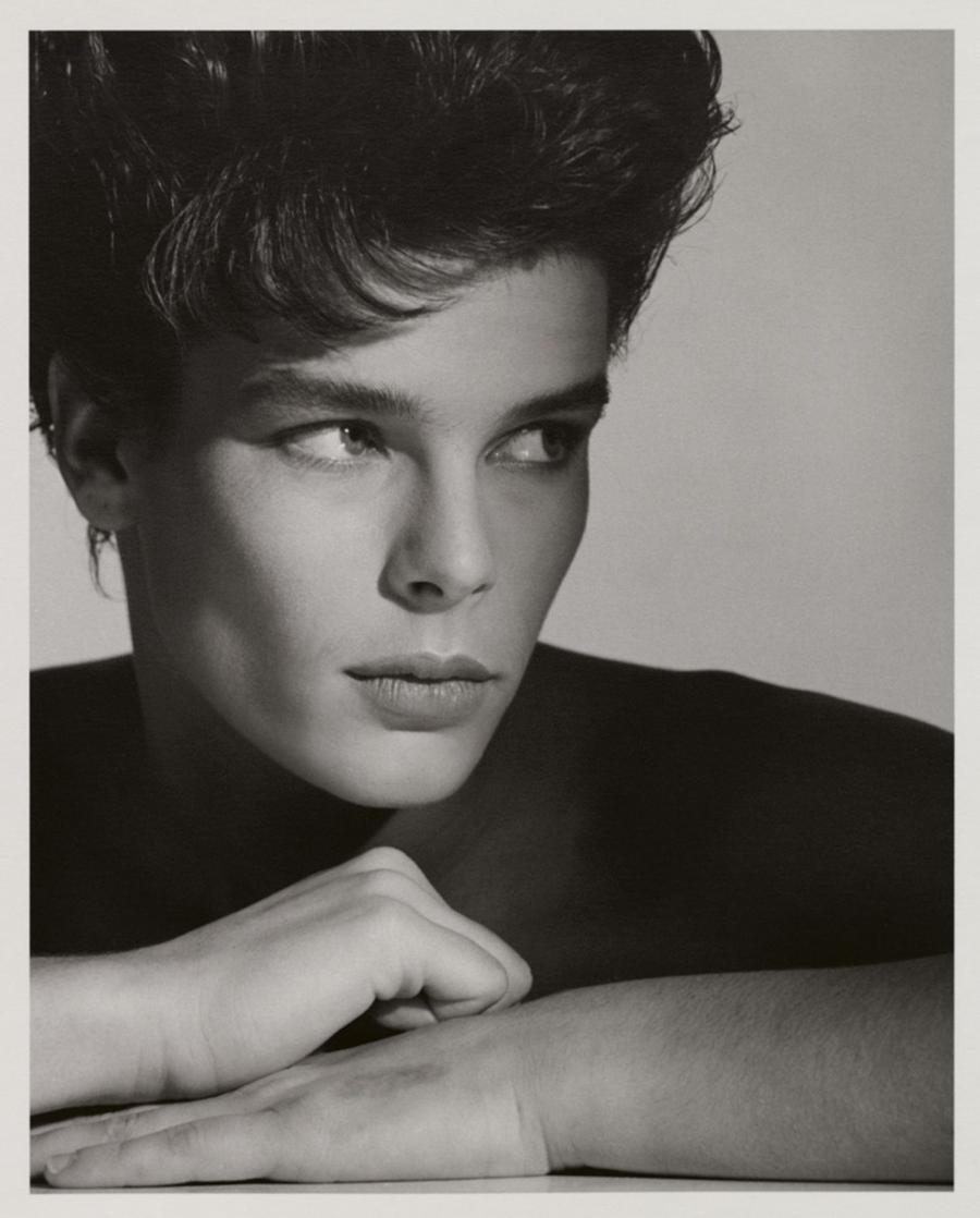 10. Принцесса Монако Стефания, 1985 год. Фотограф Хорст П. Хорст.