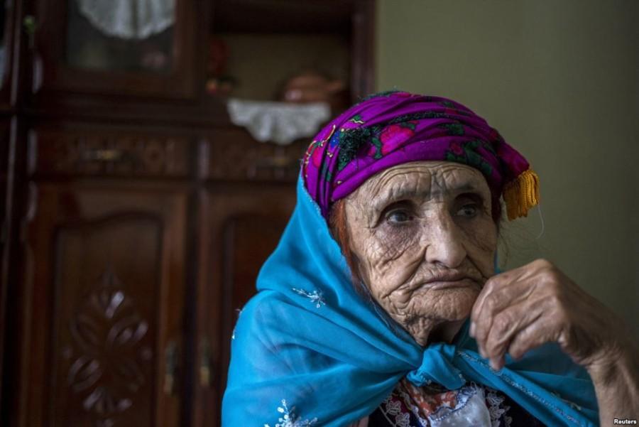 2. Джена Бензахра, 74 года Первая татуировка появилась на теле Бензахры в возрасте 9 лет. Сделана он