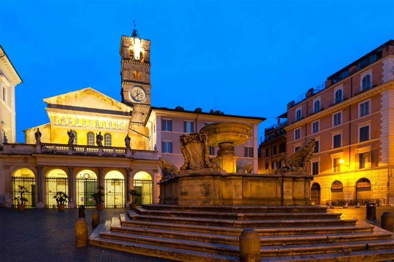 Главные площади Рима фото 1