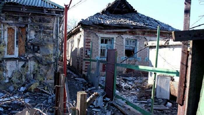 Боевики обстреляли изартустановок жилой сектор Торецк