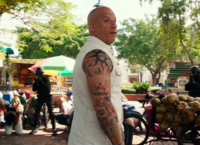 Вышел трейлер «Три икса: Возвращение Ксандера Кейджа»