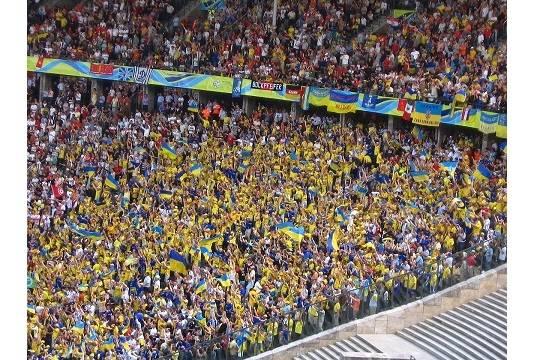Украина задумала бойкотироватьЧМ пофутболу в РФ