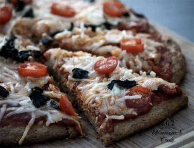 Пицца без калорий