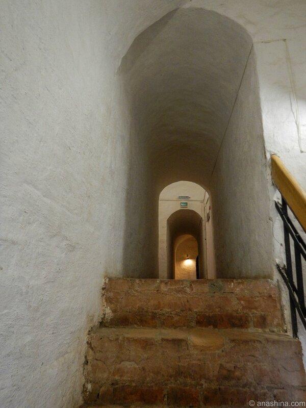 Лестница, Громовая башня, Смоленск