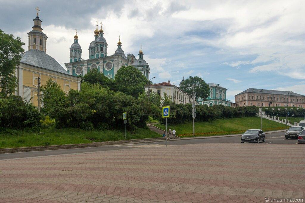 Ансамбль Соборной горы, Смоленск
