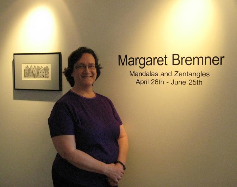 Маргарет Бремнен (Margaret Bremner) – мастер мандал и зен-мандал