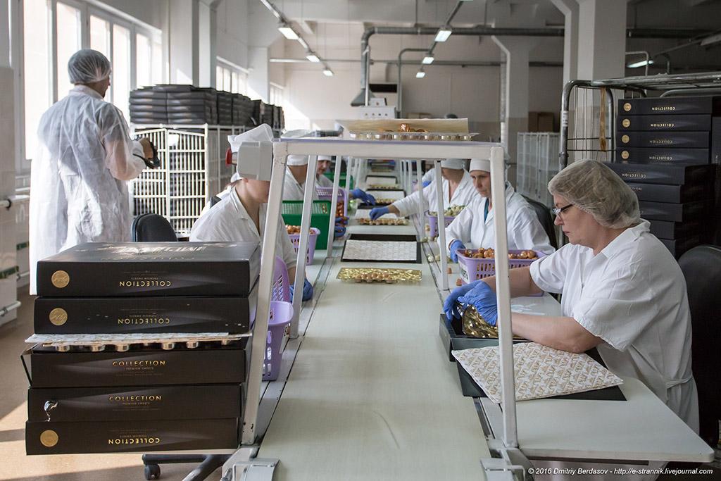 Как делают батончики мюсли в Беларуси
