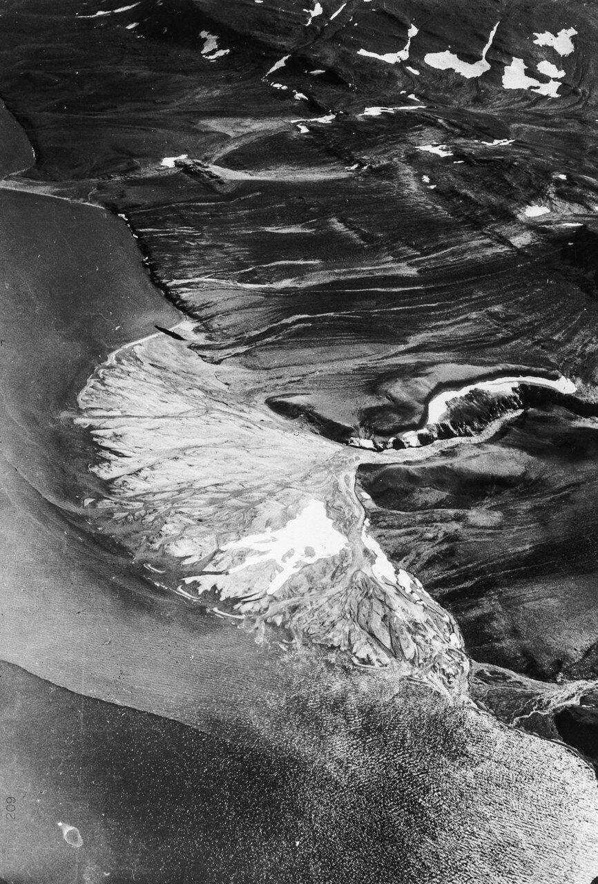 1931. Новая Земля. Дельта реки