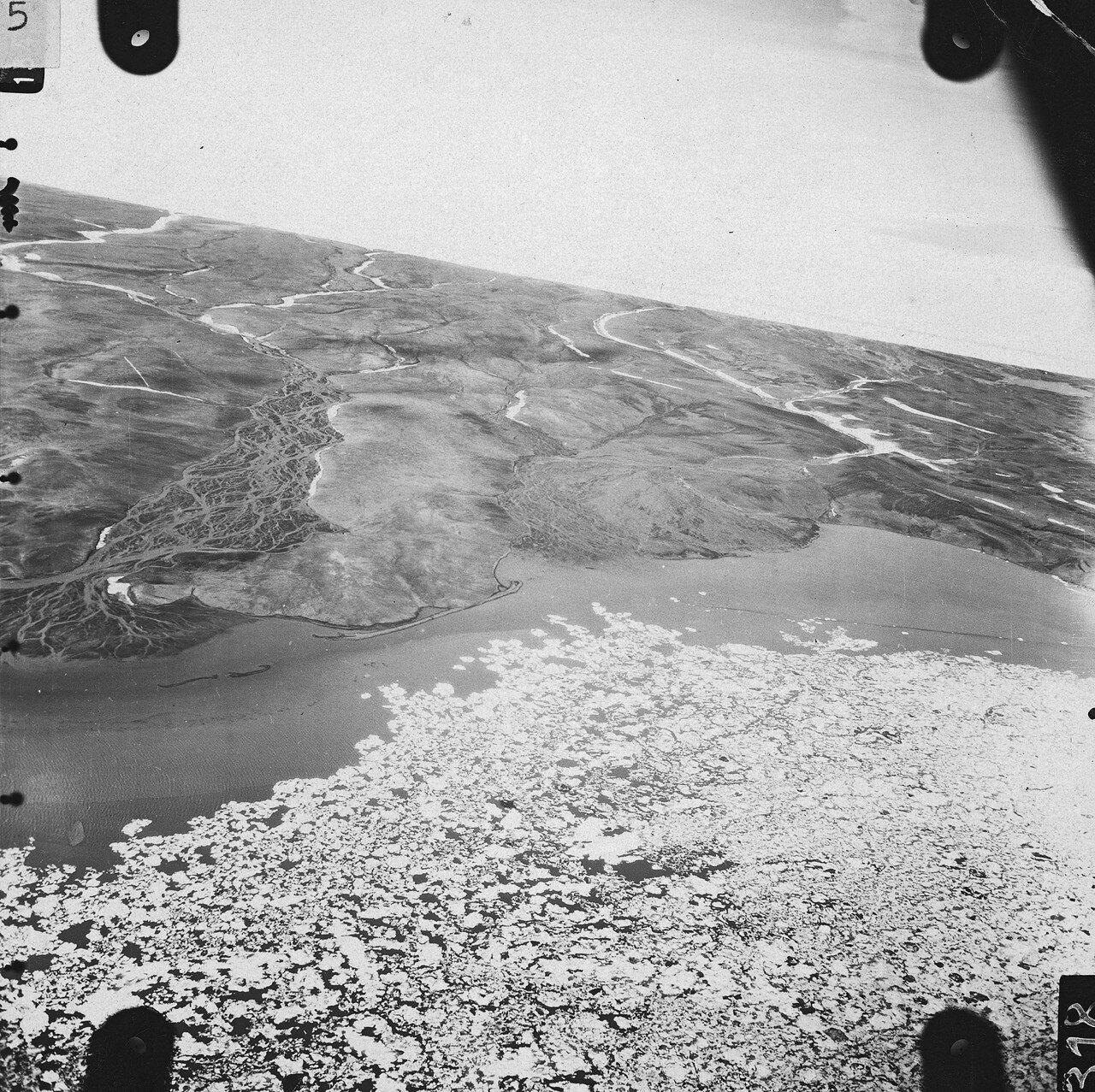 1931. Новая Земля. Морской лед у берегов Северной земли