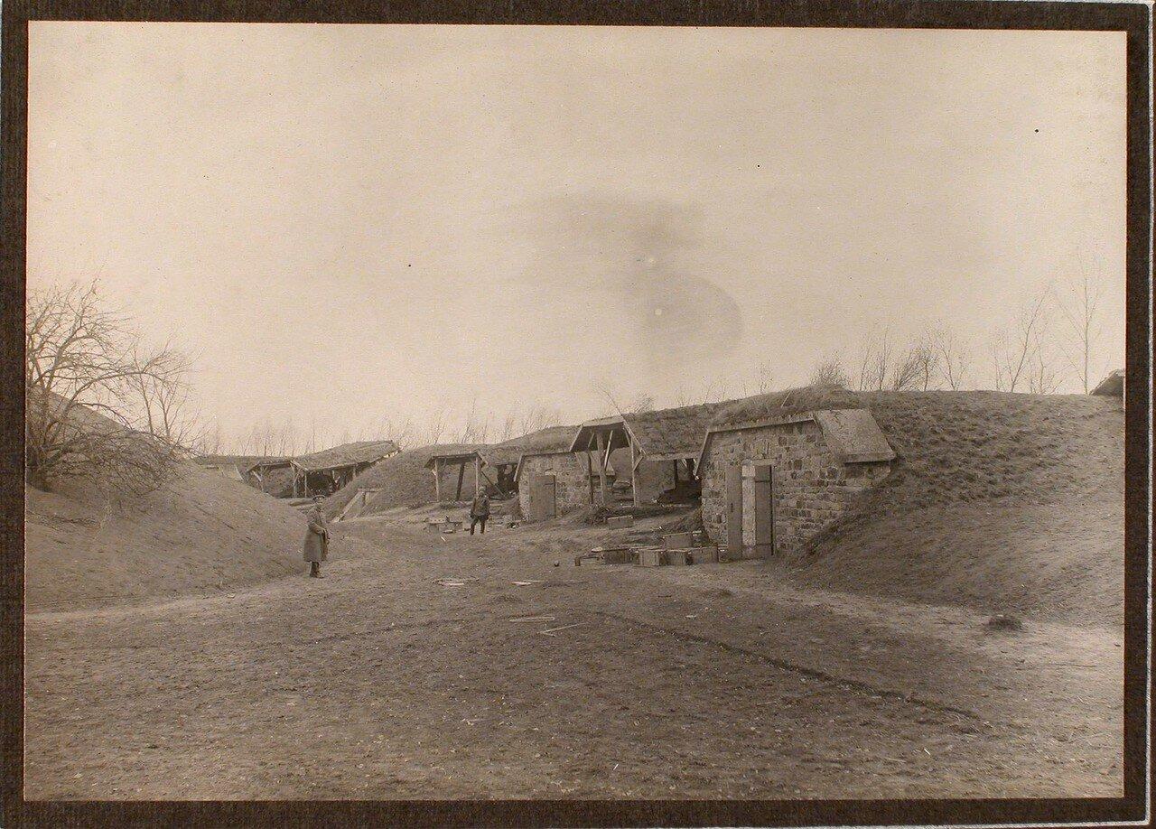 23. Вид на форт Гурко