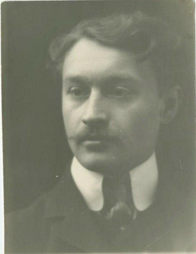 1920-е. Александр Гринберг