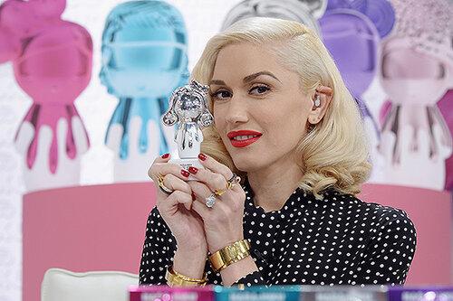 Гвен Стефани выпустила коллекцию парфюмов