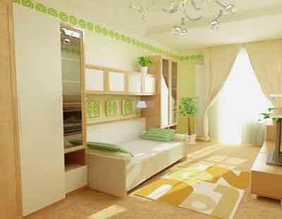 Как сделать просторной маленькую комнату - Bel-limuzin.ru
