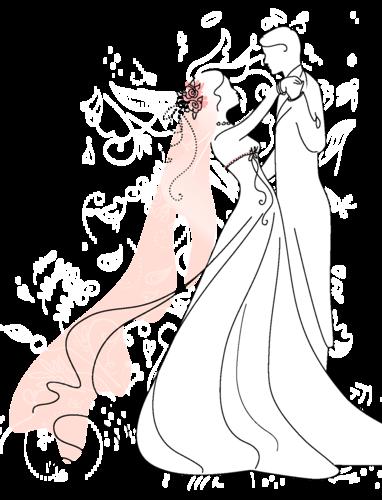 Line Drawing Wedding Couple : سكرابز أفراح للتصميم ، صور زفاف جديدة بدون تحميل
