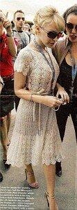 Платье Кайли Миноуг Наши воплощения