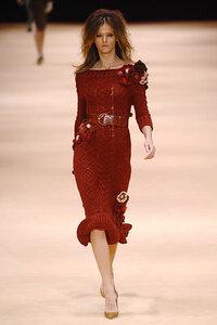 Платье от А.McQueen Наши воплощения